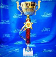 Кубок с символикой ГТО - KMG1615