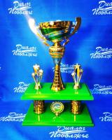 Кубок многоуровневый - KM2544